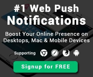 Magento 2 Push Notification Extension webpush